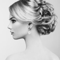 wedding styles - black and white